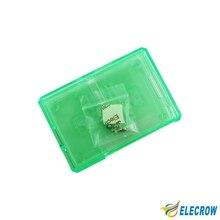 Elecrow Cheapest Raspberry PI 3 Green Plastic Shell for Raspberry Pi 3/2B/B+