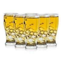 Large Capacity Beer Glass Tea Cup Creative Tea Juice Wine Drinkware