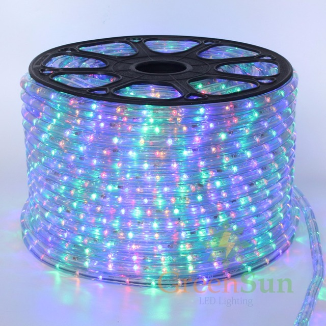 100M 36leds/m 220V IP68 LED Strip Light Home Garden Xmas Lamp LED Strip  Light