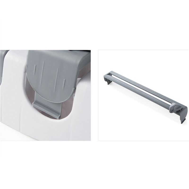 Image 4 - Muti Function Kitchen Paper Holder Hanger Tissue Roll Towel Rack Bathroom Toilet Sink Door Hanging Organizer Storage Hook Holder-in Paper Holders from Home Improvement