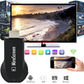 MiraScreen OTA Android TV Vara Smart TV HDMI Dongle EasyCast Airmirroring Chromecast Miracast DLNA Airplay Receptor Sem Fio 2
