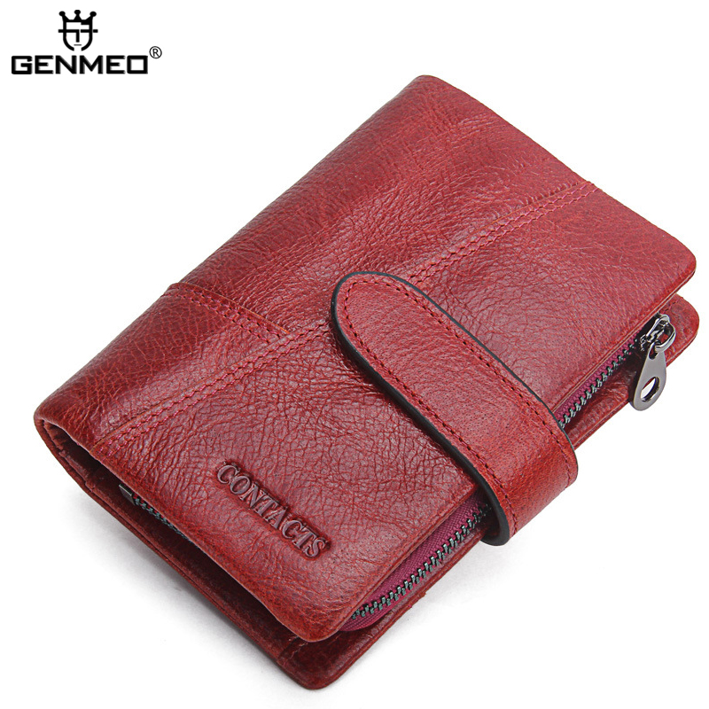 New Arrival Genuine Leather Wallets Men Cow Leather Wallet Big Capacity Real Leather Credit Card Holder Female Purse Bolsa new arrival genuine leather wallets men cow leather clutch bags real leather wallet credit card holder males coin purse bolsa