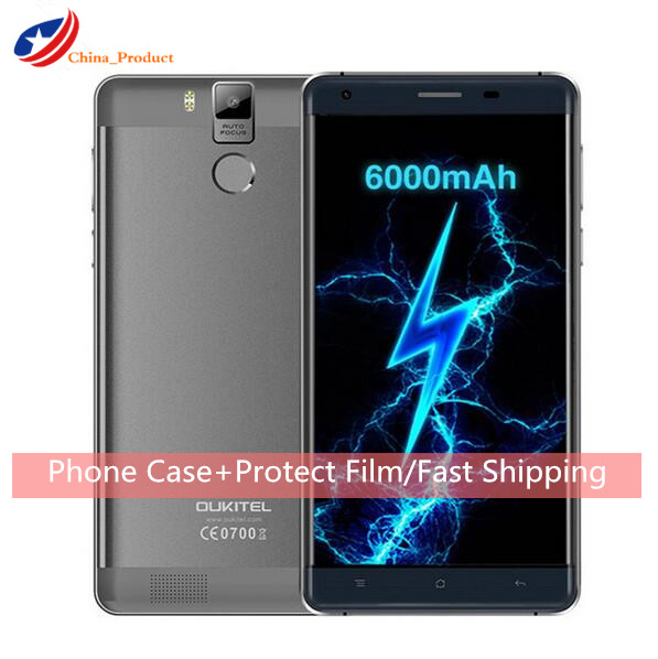OUKITEL K6000 Pro 5 5 Inch FHD MTK6753 Octa Core Smartphone 3GB RAM 32GB ROM Android