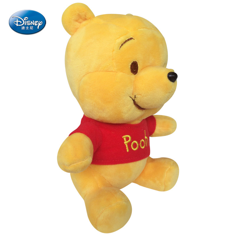 73324c0f8856 Disney Genuine Winnie The Pooh Bear Plush Toy Doll Pooh Stuffed Plush Dolls  Toys Fashion Birthday Gifts for ChildrenZFY089-in Movies   TV from Toys ...