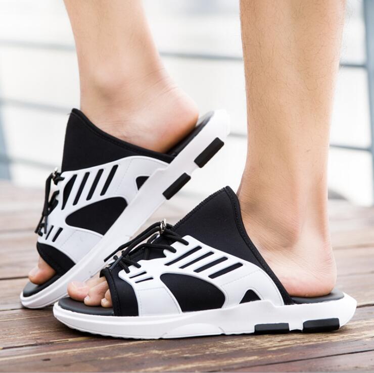 Padegao Men's Shoes Slippers MGK padegao men s shoes slippers tls
