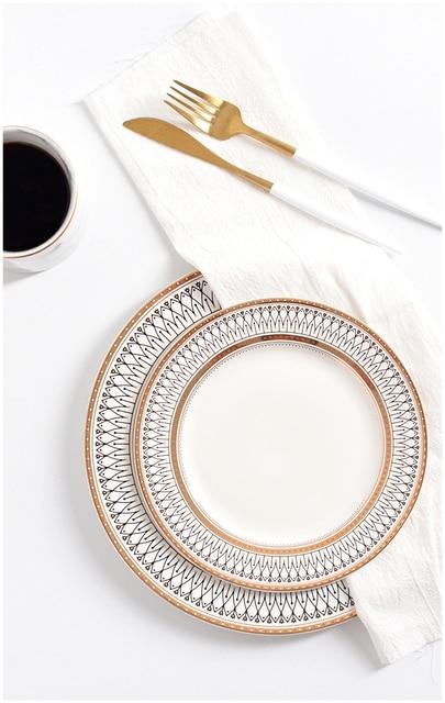 HTB1TbzRLmzqK1RjSZFHq6z3CpXaW.jpg 640x640 - dinnerware - Nordic Ceramic Luxury Wedding Plates