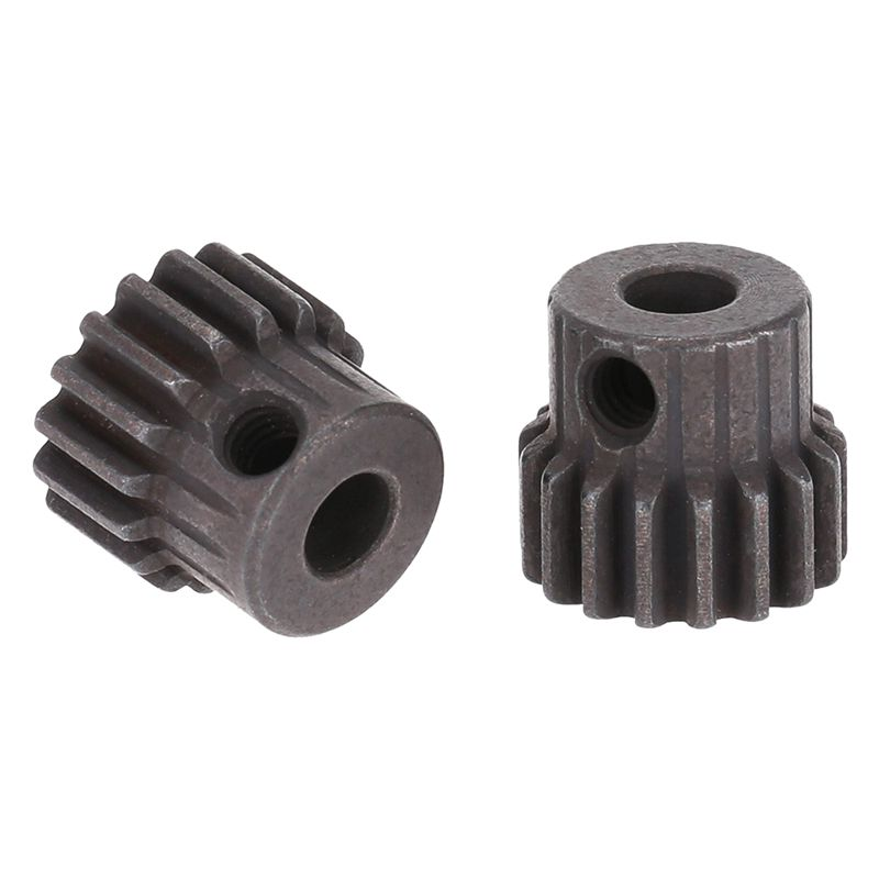 2Pcs 32DP 5mm 17T Motor Pinion Gear for 1/10 RC Car Brushed Brushless Motor
