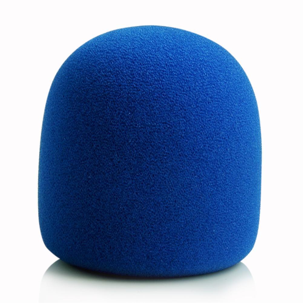 Handheld Stage wireless microphone Windscreen Foam Cover Karaoke DJ Sales Orange Yellow EN9994