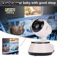 giantree 100 million pixels HD 1080P DVR Webcam WiFi IP Camera 360 degree rotation Baby monitor Home safety monitoring UK plug