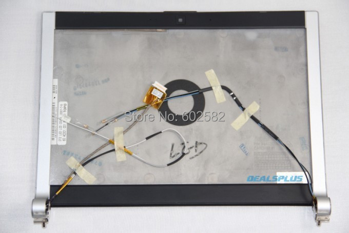 NEW For DELL XPS M1330 13.3 LED LCD Back Cover & BEZEL & HINGES GX172 Black