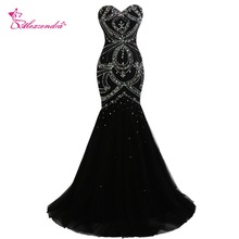 Alexzendra Mermaid Evening Dress Prom Dresses Party Dresses