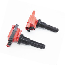 Pair Ignition Coil For Mitsubishi Lancer Evolution Evo 4G63 2.0L 4 5 6 7 8 9 GSR MR MD363552