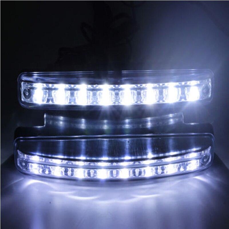 Αυτοκίνητα Styling Automobiles 8LED Daytime Running Light - Φώτα αυτοκινήτων - Φωτογραφία 3
