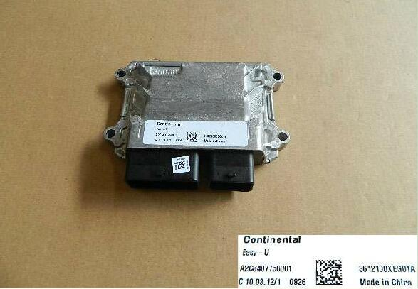 3612100XEG01A Büyük Duvar C30 ECU montaj CC7150CE0C için uygundur: 2013, Siemens alt sistemi, iletim ile 170000 XCM15A.