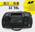 TAICHI RSB308 saco banco traseiro saco de cauda da motocicleta saco da bagagem enviar tampa à prova d' água