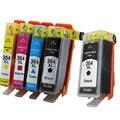 5 pacote de cartuchos de tinta para hp 364 xl hp364 hp364xl 364xl Photosmart B109d B109f B109a B109n Além Disso B209a B210a B209c B210c Sem Fio