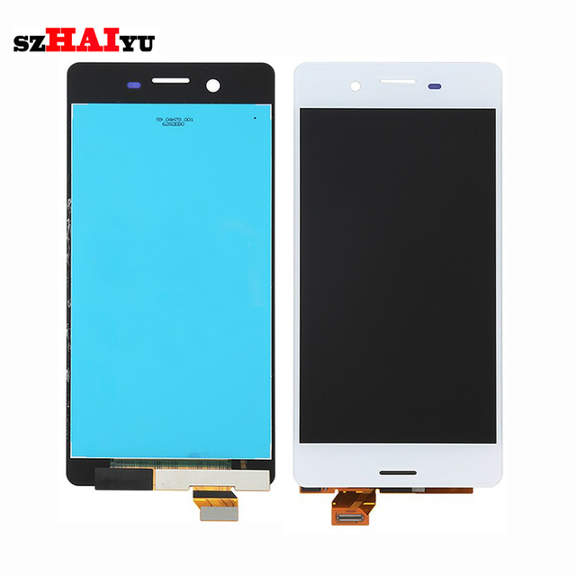 szHAIyu Original LCD Display+Touch Screen For Sony Xperia X Performance F8131 Digitizer Assembly Tools