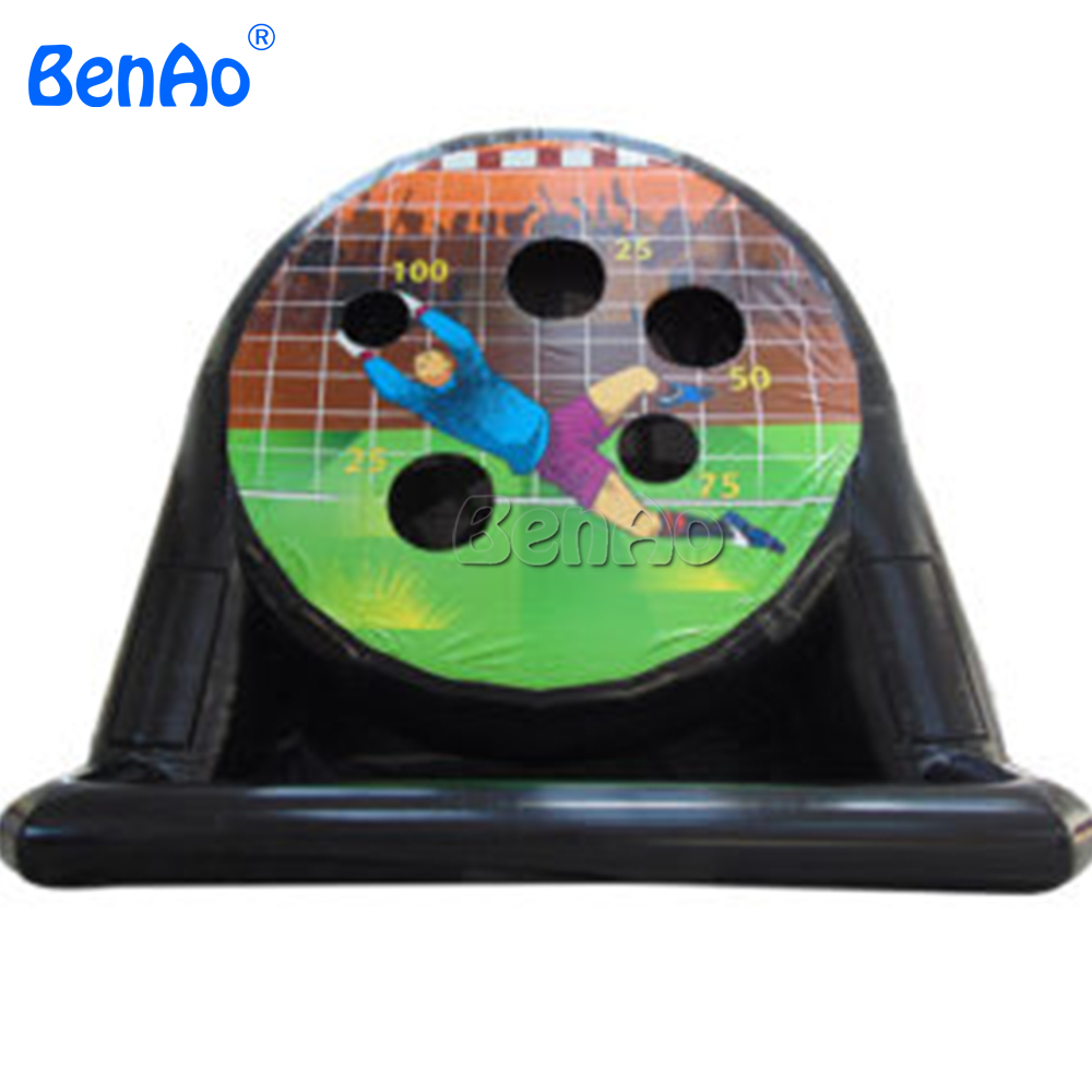 S235 Free shipping+ Air pump 3m dia Airtight Giant Inflatable Dart Board Inflatable Soccer Dart Game for party&family