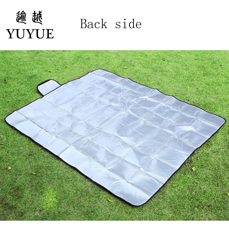 150*200cm picnic mat lovely cartoon design for baby tourist camping tent fishing picnic camping mat tourism mat pad foam fad 4