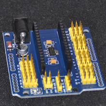 Breakout Shield I/O expansion adapter for Arduino Nano