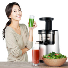 2nd Generation Premium HUROM Elite HH-SBF11 Slow Juicer Fruit Vegetable Citrus Low Speed Juice Extractor Made in Korea(China)