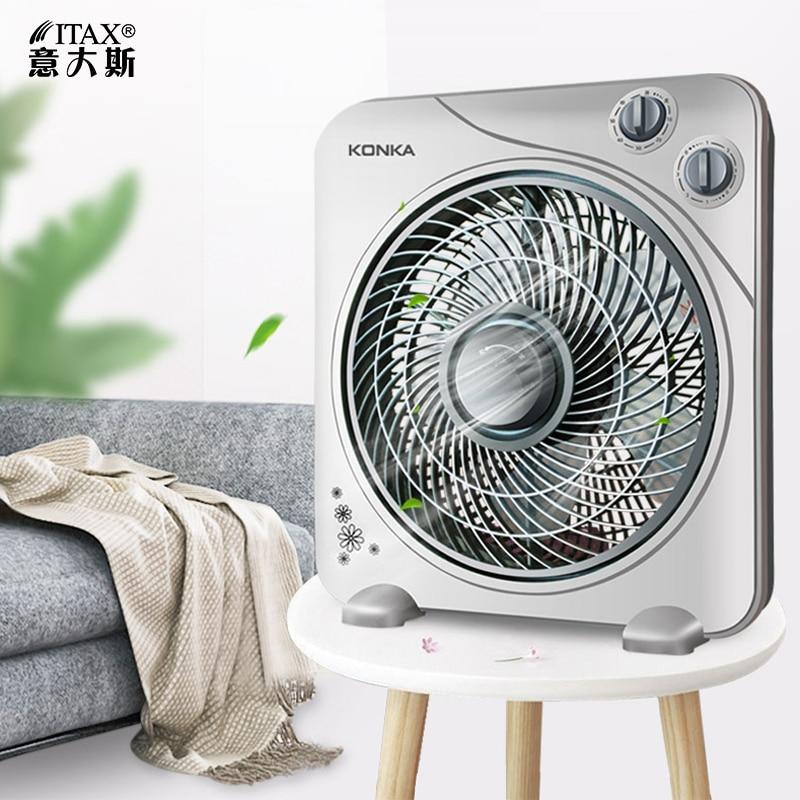Ventilateur de bureau maison refroidisseur d'air Table ventilateur muet Portable ventilateur électrique Gale dortoir refroidissement Ventilation ventilateur ITAS6649A