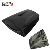 Cherk Motorcycle Black Plastic Seat Cover Cowl Solo Motor Seat Cowl Rear Fairing For Honda CBR600RR F5 2013 2014 2015 2016 2017