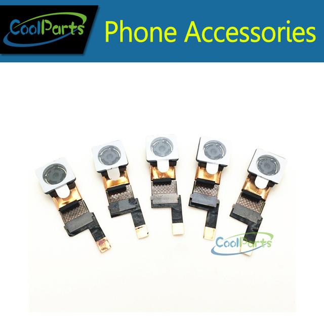 Cámara trasera piezas de repuesto para HTC uno 801E M7 el envío gratis 6 unids/lote