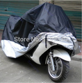 A25 2015 hot-selling Newest Outdoor UV Protector Motorbike Rain Dust Motorcycle Cover Waterproof XXL