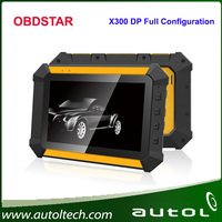 OBDSTAR X300 DP X-300DP PAD Tablet Key Programmer Full Configuration with Android System Based