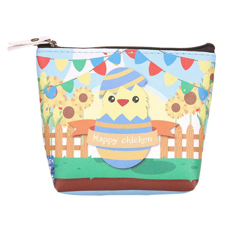 Students Boys Girls Cute Cartoon Coin Purse Wallet Bag Change Pouch Key Holder trousse scolaire stylo monederos mujer monedas @