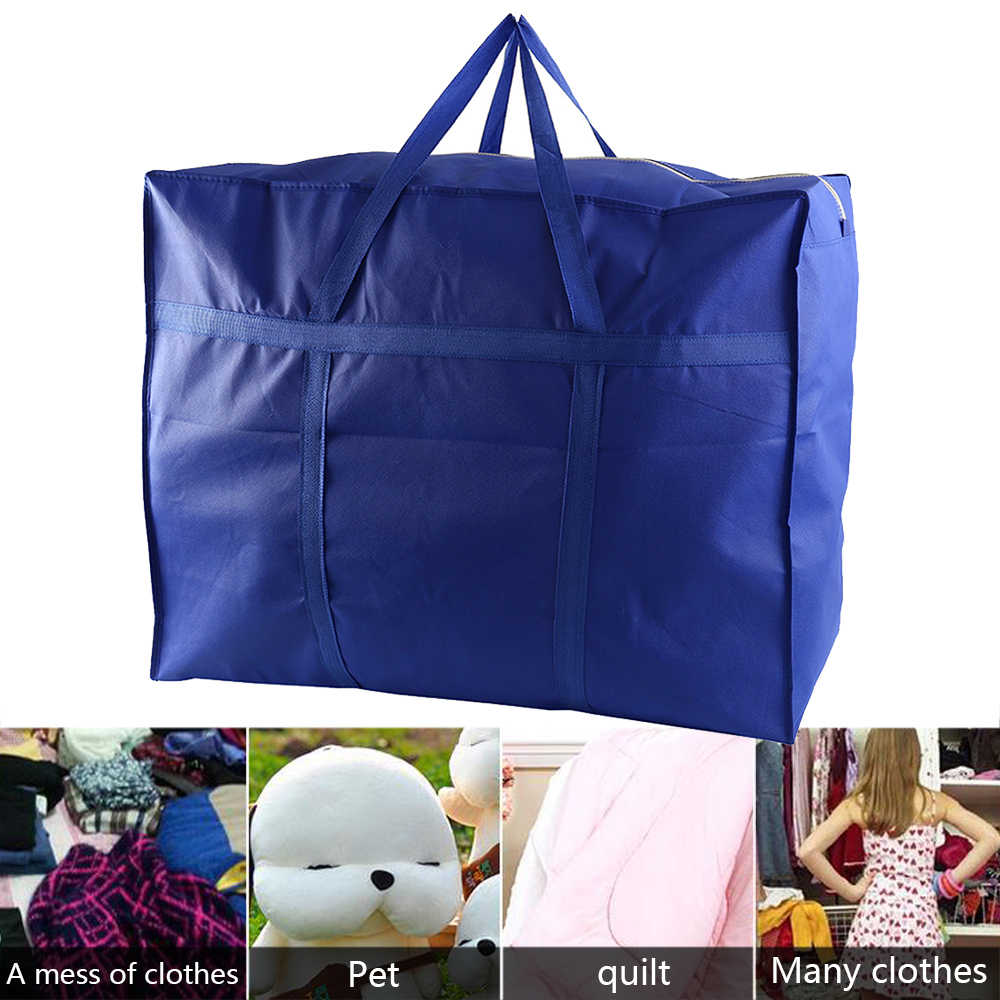 45504bbe01 Detail Feedback Questions about Oxford Cloth Waterproof Moving Bag Extra  Large Duffel Bag Thickening Packaging Woven Bag Oxford Cloth Bag on  Aliexpress.com ...