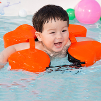 0 3 Years Swimming Neck Float Butterfly Pool Floats For Baby Swim Life Buoy without Inflatable Swim Tube Ring Collar Floating