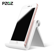 pzoz lazy mobile universal cellphone smartphone desk holder stand mount Flexible Foldable for iphone 5s 6 7 xiaomi mi a1 note 8