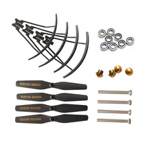 VISUO XS812 x809s GPS RC Drone blades propellers + shaft + upgrade bearings RC Quadcopter Spare