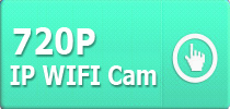 720P WIFI Camera