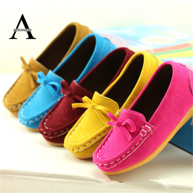 aercourm A 2016 New children shoes Casual Sneakers girls Multicolor shoes boys Girls sports shoes kids Sneakers boat shoes 2