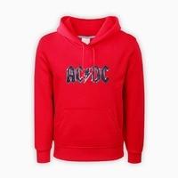 2017 Hot Sale AC/DC Heavy Metal Mens Pullover Hoodie Boys ACDC Sweatshirts Fashion Hoodies Hoody XS XL