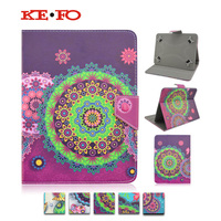 Universal 9 7 Inch 10 Inch Tablet PC Conch Flower Leather Case 10 1 Inch Table