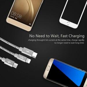 Image 3 - Llano USB Loại C Nhanh Sạc usb c Loại cáp c dữ liệu Dây Sạc Điện Thoại Cho ipad pro Samsung S9 s8 Lưu Ý 9 pocophone F1 Xiaomi