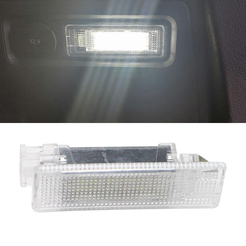 1x LED Luzes do Compartimento de Bagagem Trunk Bota 12 v para VW Caddy Eos Golf Jetta Passat CC Scirocco Sharan Tiguan touran Touareg T5