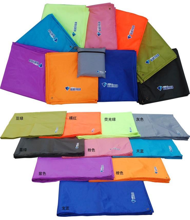 New Design Oxford 220*215CM Sand Free Mat Outdoor Camping Mat Picnic Mattress Beach Mat yellow green blue orange1