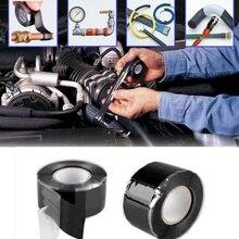1.5/3M Universal Waterproof Black Silicone Repair Tape Bonding Home Water Pipe Tools Strong Pipeline Seal Tap
