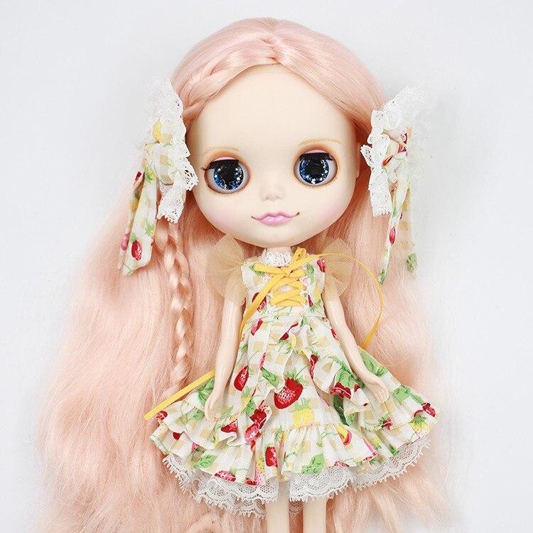 Neo Blythe Doll Butterfly Skirt Dress 6