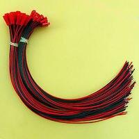 30 Sets x 35cm JST plug connector Cable For RC BEC Li Po Battery Parts
