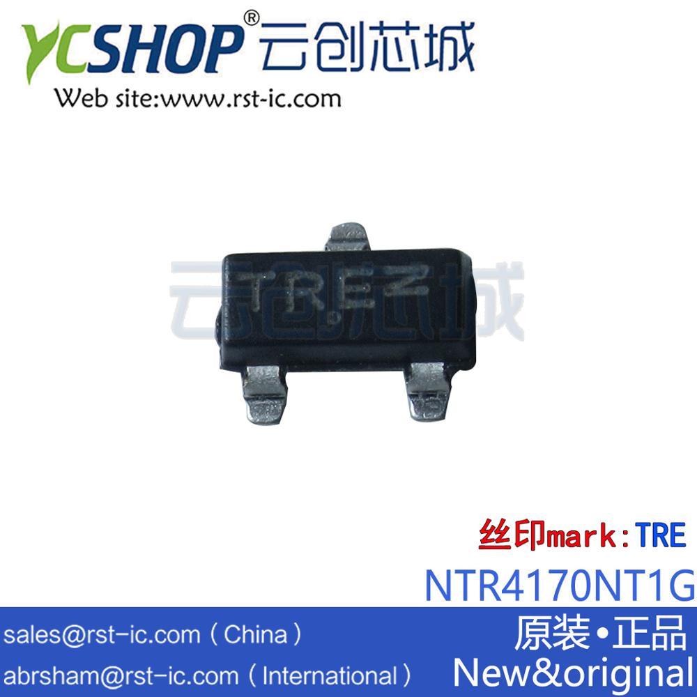NTR4170NT1G NTR4170 Marking TRE , SOT-23 MOSFET NFET SOT23 30V 4A TR