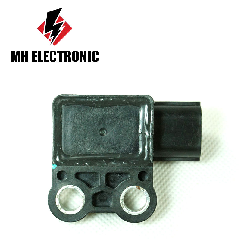 Yaw Rate Sensor >> Us 14 28 Mh Electronic Abs Yaw Rate Speed Sensor Mr475078 For Mitsubishi Montero Sport Lancer Evolution 7 8 9 New With Warranty In