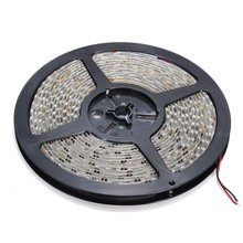 Brand New SODIAL(R)5M 600 SMD 3528 White Waterproof LED Strip Marquee Strip Light Cool IP65 hml water resistant 48w 2300lm 6500k 600 smd 3528 led white light strip white yellow 12v 5m