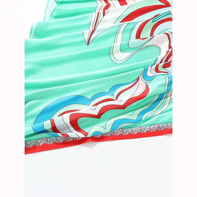 Svoryxiu Designer Zomer Sexy Off Shoulder Beach Holiday Maxi Jurk vrouwen Gewaad Custom Big Size Losse Casual Maxi Jurken