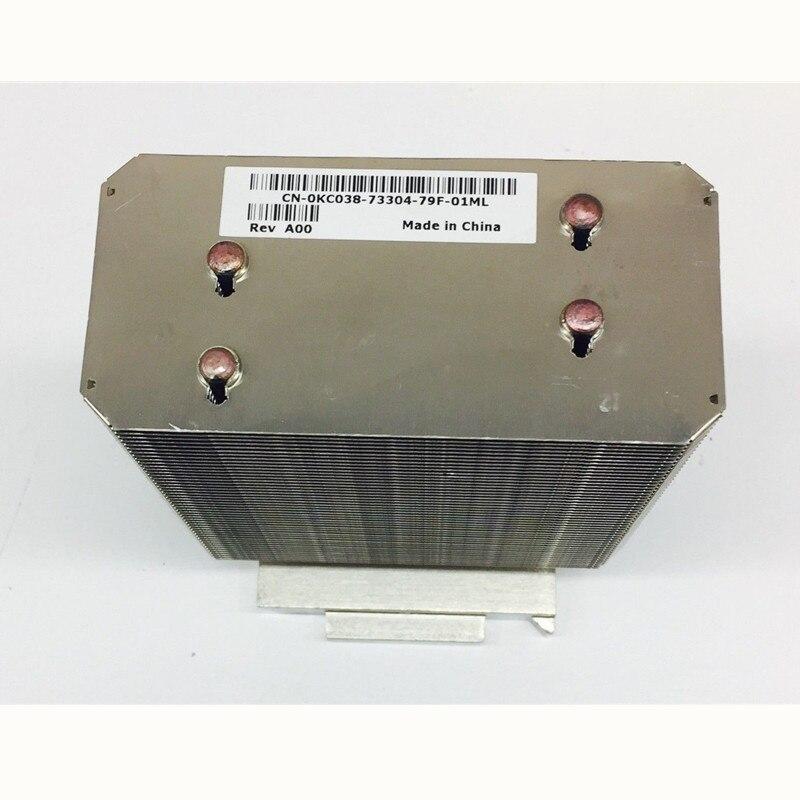 CPU Cooler Cooling Processor Cooler 0KC038 KC038 PE1900/PE2900 HEATSINK 1900 2900 III CPU Passive Radiator Heatsink LGA771